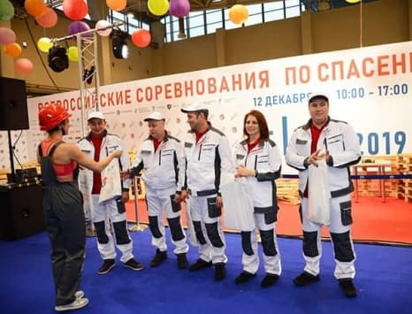 "The results of the First All-Russian ""first-aid"" competition at BIOT-2019"